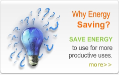 Why Energy Saving?