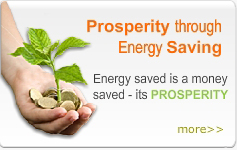 Prosperity through Energy Saving
